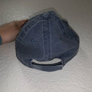 Accessories - Denim baseball cap